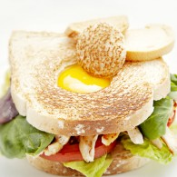 Emparedados, baguettes y sándwiches